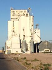 2015 07 29 - Grain Silo - Goodland KS