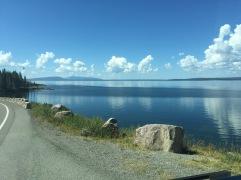 2015 08 13 Yellowstone Lake