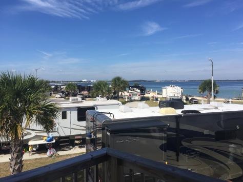 2015 10 09 Pensacola Beach RV Park